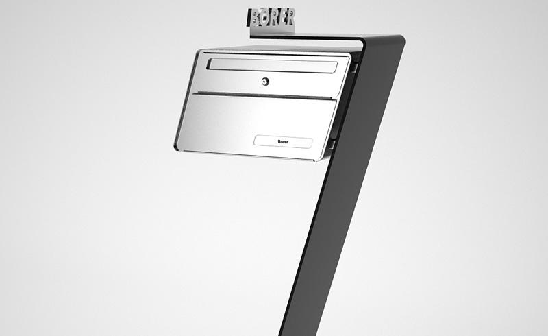design briefkasten very wonky airstream mailbox future mailbox streamline mailbox. Black Bedroom Furniture Sets. Home Design Ideas